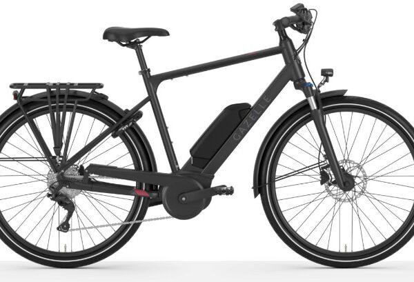 Fiets van de zaak met nieuwe fietsregeling