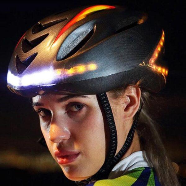 3 accessoires om veilig te fietsen in de donkere wintermaanden
